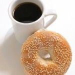 coffee-with-bagel