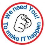 We need you...