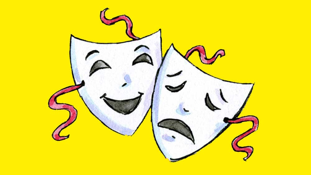 act ii drama matters \u2013 menorah synagogue Too Much Drama